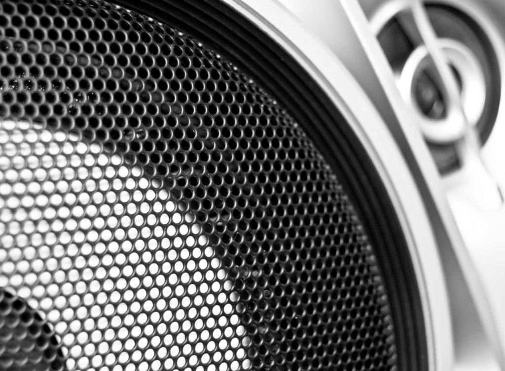 Kiedy powstał pierwszy głośnik?