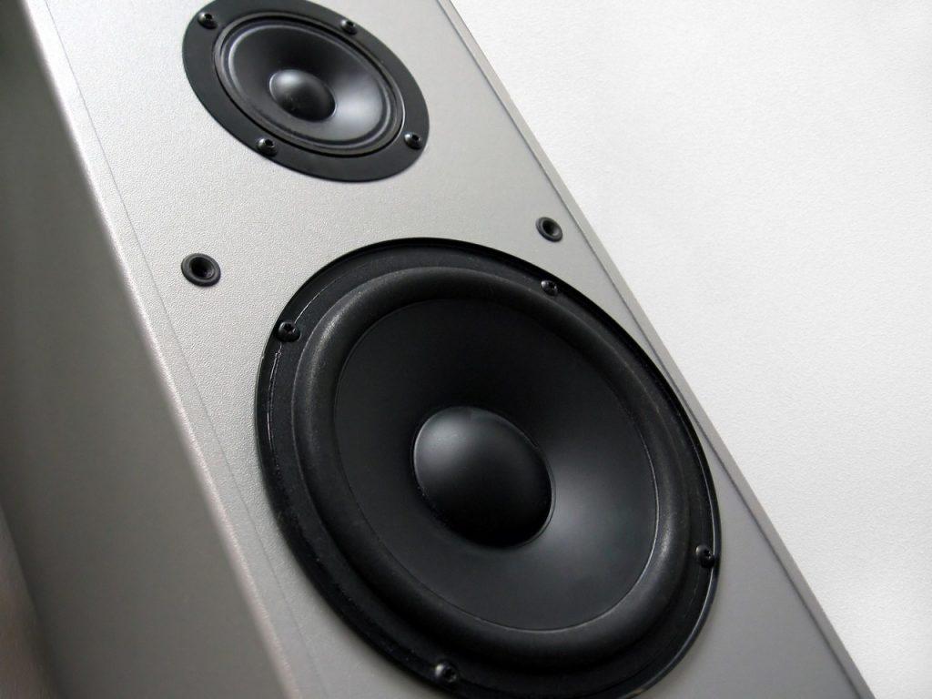 Rodzaje działania głośników